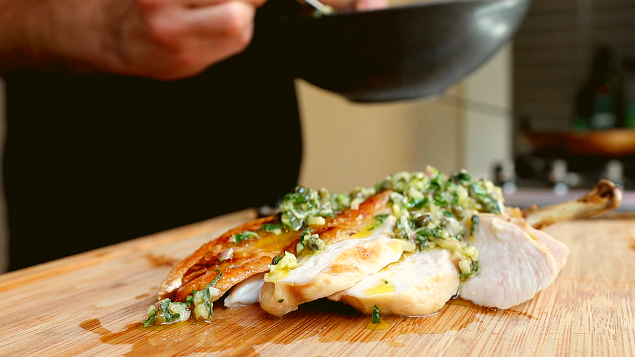 How To Cook A Perfect Chicken Breast!