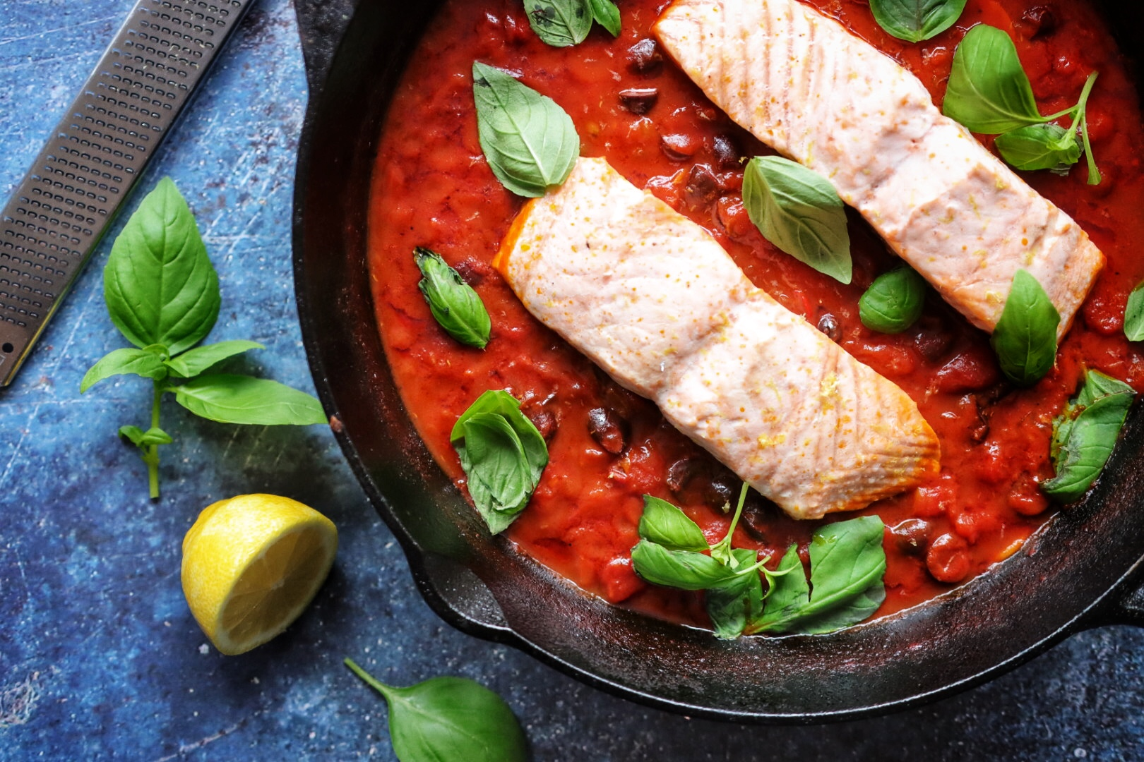 Easy Fish Dinner To Make In Under 20 Minutes